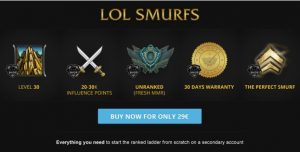 Buying A Smurf LOL Account - Steps To Buy & Benefits Of Buying